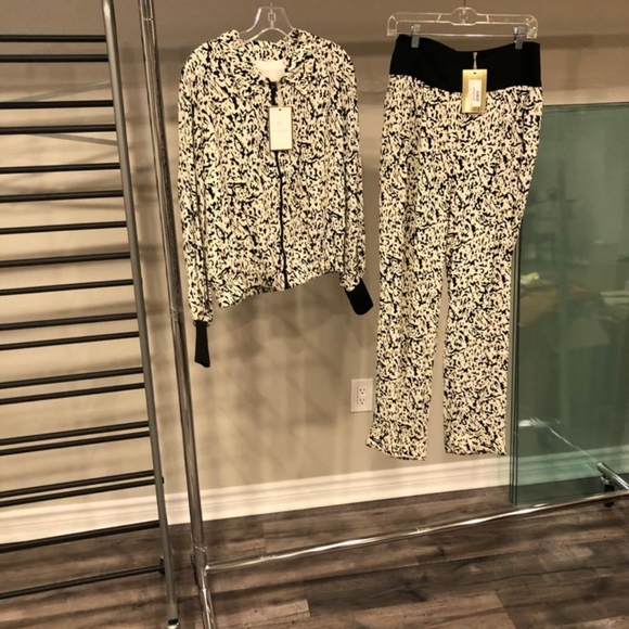 Pants and top set size 6 new turkey
